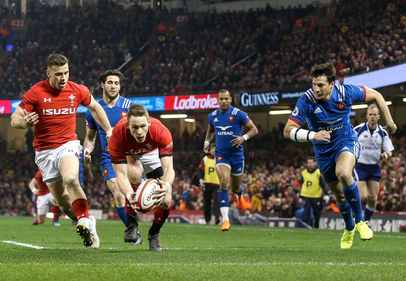 Win tickets to France v Wales in 2019