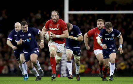 Win tickets to Scotland v Wales in 2019