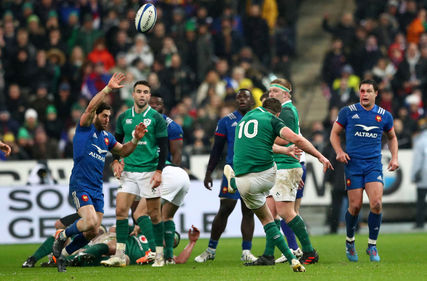 Win tickets to Ireland v France in 2019