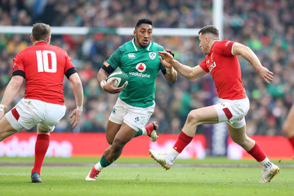 Win tickets to Wales v Ireland in 2019