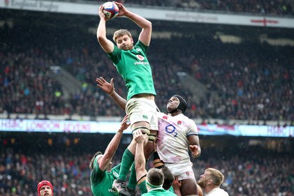 Win tickets to Ireland v England in 2019
