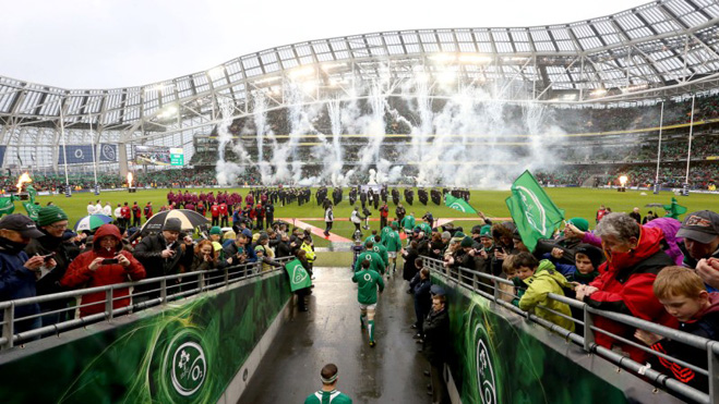 Aviva Stadium - Ireland
