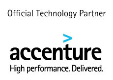 Official Technology Partner - Accenture
