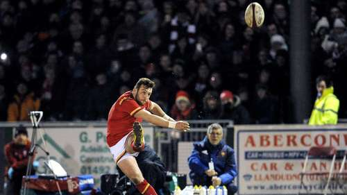 Wales Under-20 16 France Under-20 10