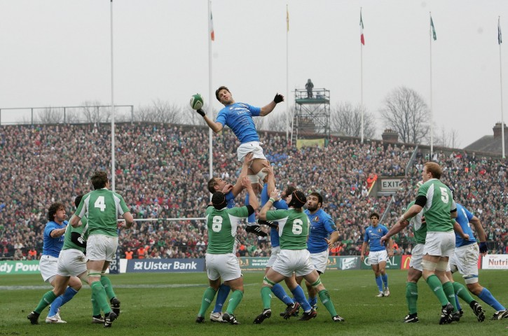 Ireland v Italy - 4th Feb 2006