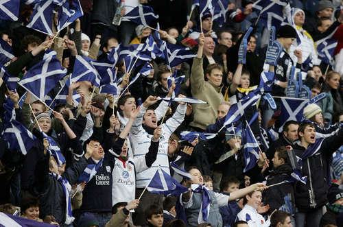 Scotland v France - 5th Feb 2006