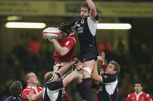 Wales v Scotland - 12th Feb 2006