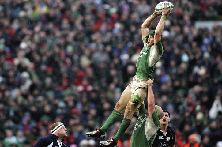 Scotland v Ireland - 12th Mar 2006