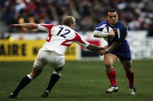 England v France - 12th Mar 2006
