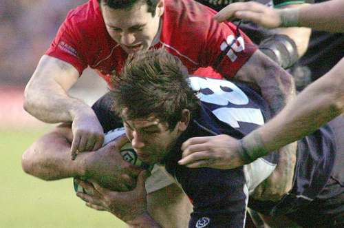 Scotland v Wales - 10th Feb 2007