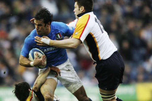 Scotland v Italy - 24th Feb 2007