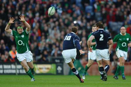 Ireland v Scotland, March 20 2010
