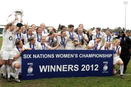 England women v Ireland women, March 17 2012