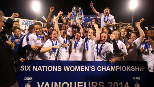 2014 Women's Six Nations