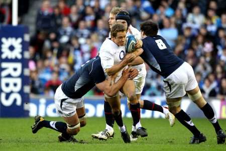 Scotland v England, March 13, 2010