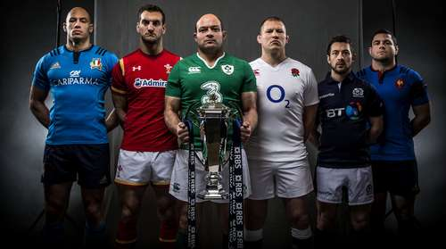 2016 RBS 6 Nations Launch