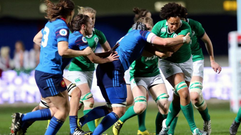 France women ireland women six nations championship - Rugby six nations results table ...