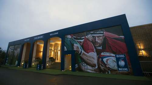 RBS 6 Nations launch gallery