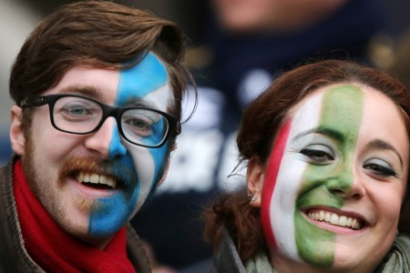 RBS 6 NATIONS: Week two in pictures