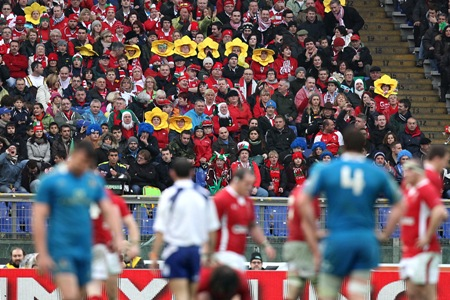 RBS 6 NATIONS: Week three in pictures
