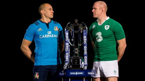Italy v Ireland - preview