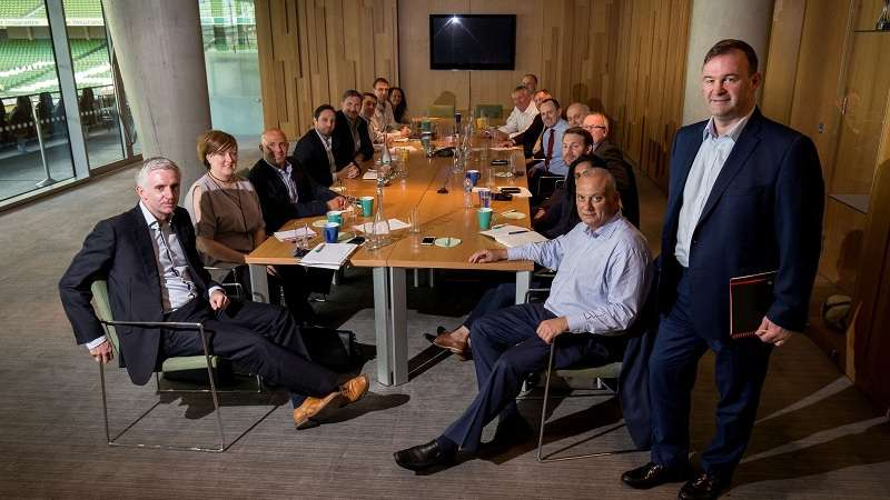 Official Six Nations Championship Broadcasters meet in Dublin