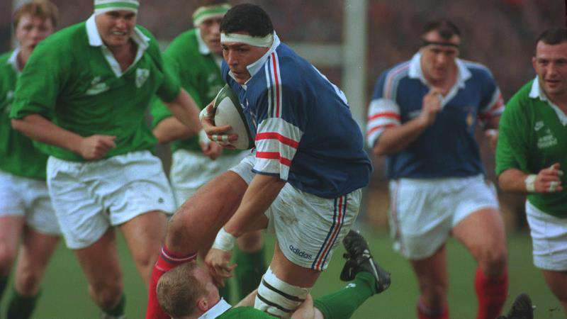 On This Day: France kick-start 1997 Grand Slam campaign in Dublin