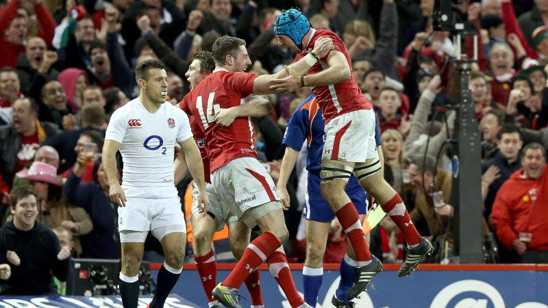 Two changes for England as they get ready for Wales clash