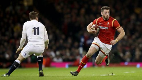 Injured Cuthbert out of Wales squad