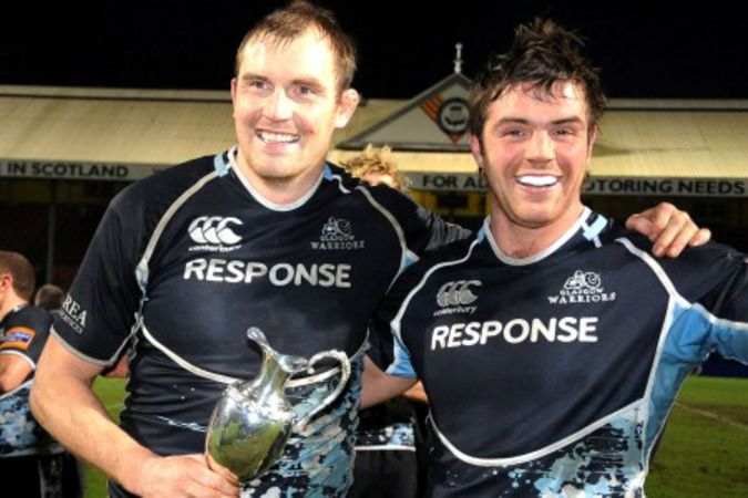 Al Kellock and Tom Ryder