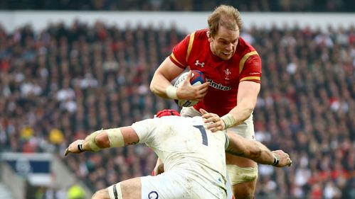 Alun Wyn Jones on course to face the All Blacks