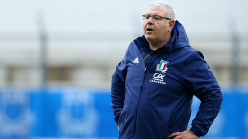 di Giandomenico names two uncapped players in World Cup squad