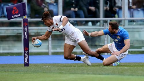 Simmonds and Watson doubles complete England's Italian Job
