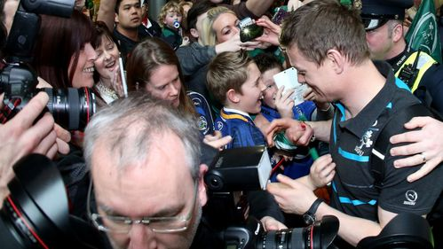 JACKSON COLUMN: O'Driscoll - the superstar who cleared the final hurdle
