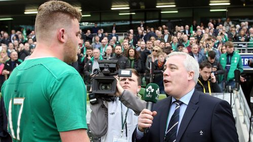 Il mio Torneo: IRFU Digital Marketing Manager Barry Cunningham