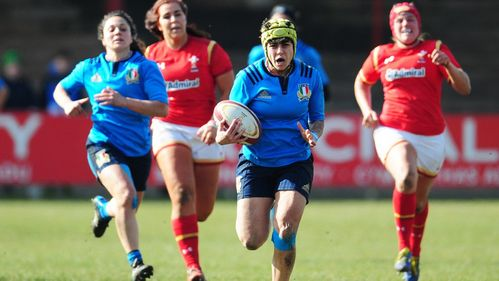 Rigoni double seals Italy Women triumph