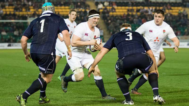 England announce their Under-20s Elite Player Squad for 2017/18
