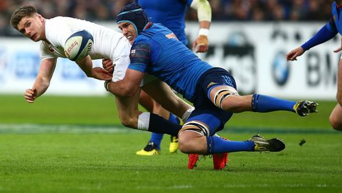 Noves makes three France changes for Dublin trip