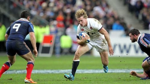 Twelvetrees targeting strong Autumn showing from England