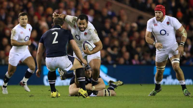 Vunipola ressent l'amour de Jones