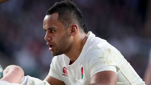 Vunipola steps up recovery after England training camp selection