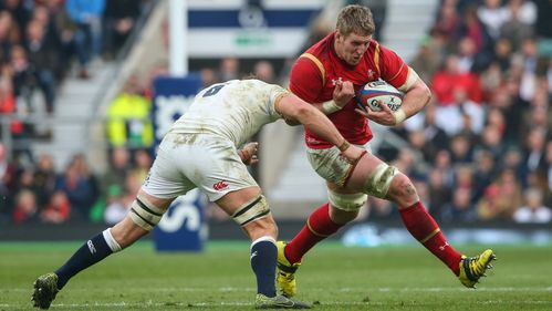 Bradley Davies returning to Wales on National Dual Contract