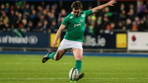 Ireland Under-20s down Scotland to claim third place