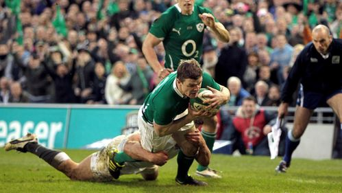 Classic Match: Ireland end England's 2011 Grand Slam dreams