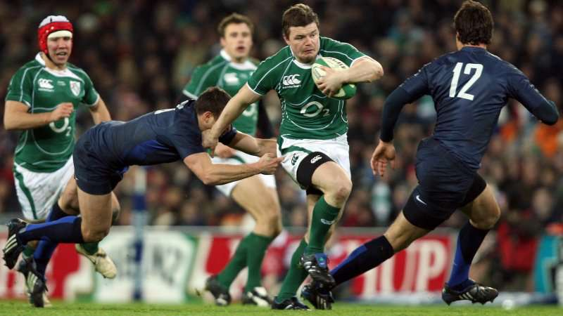 Classic Match: Ireland beat France on way to 2009 Grand Slam