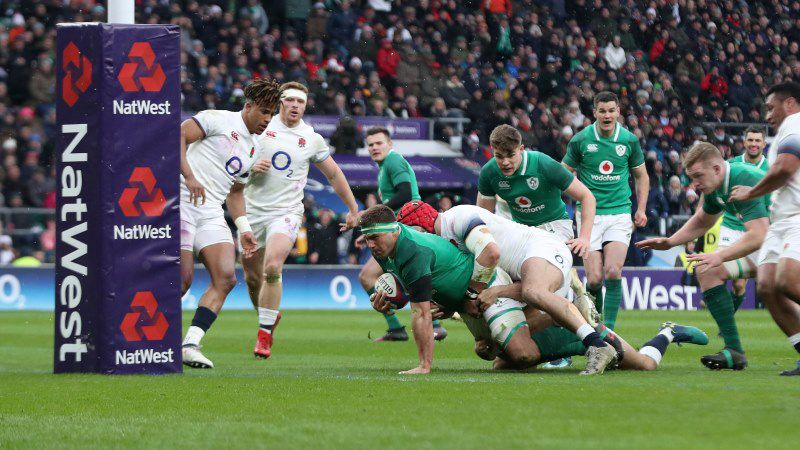 Stockdale aiming for the very top after Ireland's Grand Slam victory