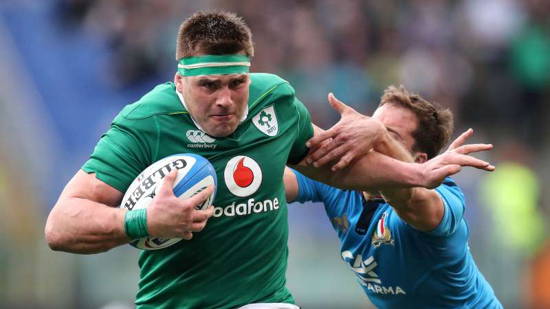 RBS 6 Nations Player of the Championship Nominee Profile: CJ Stander