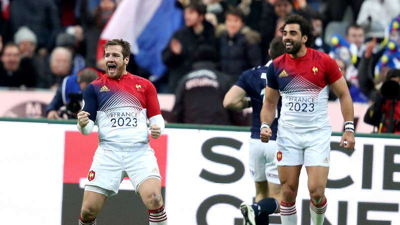 Inside Track: France showing signs of promise ahead of Ireland clash