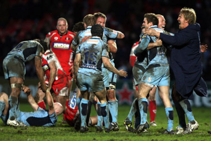 Cardiff Blues v Gloucester