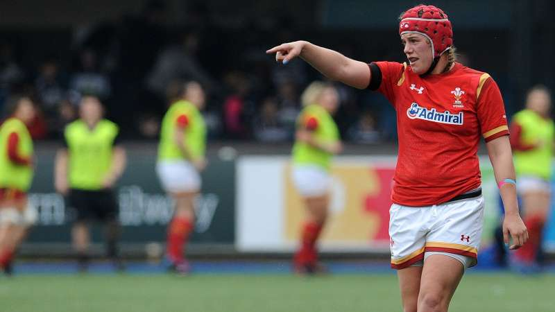 Women's Six Nations Three to Watch: Wales